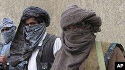 탈레반 반군(자료사진)