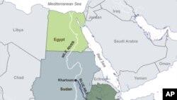 Mto Nile ambao ni mkubwa kuliko yote duniani na nchi unazopitia.