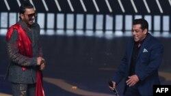 سلمان خان اور رنویرسنگھ