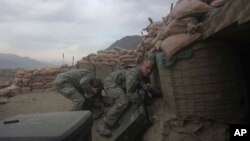 Afghanistan Valley Of Death