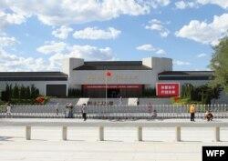 中国人民抗日战争纪念馆自7月7日起举行中国人民抗日战争暨世界反法西斯战争胜利70周年主题展览(东方 拍摄)