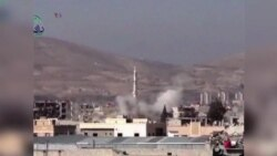 Crude Weapon Kills Syrian Civilians