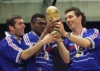 1998: France.