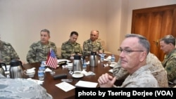 General Dunford met his Turkish counterpart