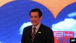 马英九强调建国百年民主价值不变