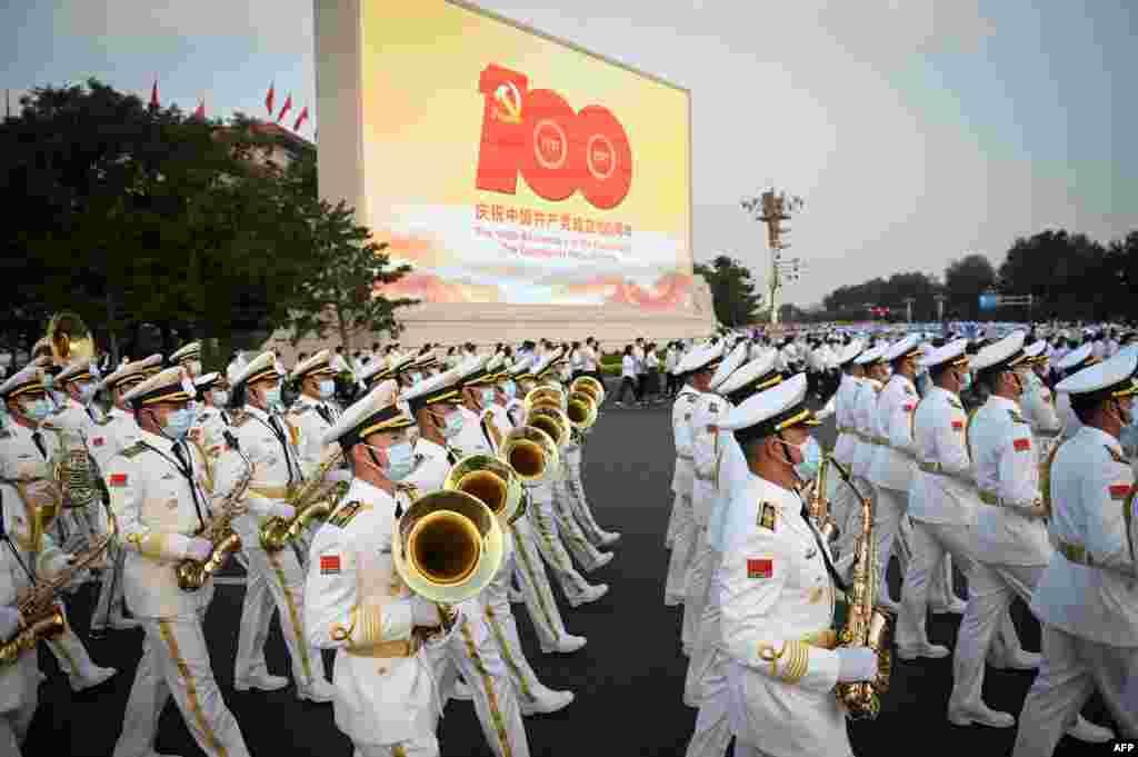 چین میں کمیونسٹ پارٹی 1949 سے حکمرانی میں ہے۔