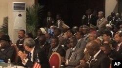Cimeira da CEDEAO em Abidjan