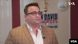 Кандидат в конгресмни від республіканців Ден Дейвід