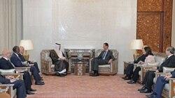 موافقت سوریه با پیشنهاد اتحادیه عرب برای پایان دادن به سرکوب ها