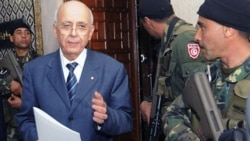 محمد غنوشی، نخست وزیر مستعفی دولت موقت تونس