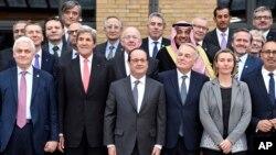France Mideast Peace