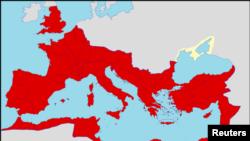 Pax Romananın hüdudları, 96-cı il.