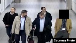 Navodni ruski špijuni na aerodromu u Amsterdamu