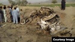 ملا منصور رهبر پیشین طالبان در این رویداد کشته شد