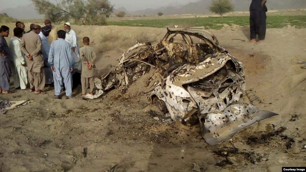 Ushtria amerikane eliminon udhëheqësin taliban Mansoor