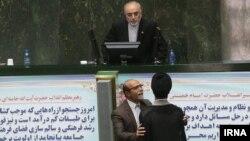 علی اکبر صالحی در مجلس