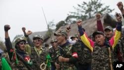 نظامیان برمایی به بدرفتاری با غیرنظامیان مسلمان در راخین متهم شده اند