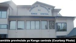 Assemblée provinciale ya Kongo centrale. Matadi, 26 mai 2015. (Facebook/Assemblée provinciale ya Kongo centrale)