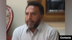 Padre Federico Torrico.