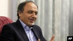 حامد ابو طالبی، ایرانی سفارت کار (فائل فوٹو)