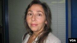 Координатор инициативной группы граждан Ирина Барановская