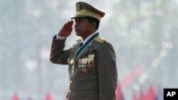 Tướng Min Aung Hlaing