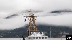 Патрульный катер Береговой охраны США класса Island. Архивное фото.