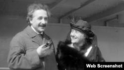 عکسی از میانسالی اینشتین