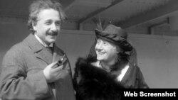 آلبرت و السا انشتین، دختر خاله و همسر دوم او