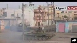 توافق سوریه به ورود ناظرین اتحاریۀ عرب به آن کشور