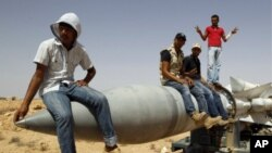 لیبیا میں فضائی مہم سے متعلق نیٹو کا اجلاس