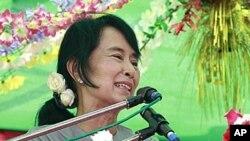 Đảng của bà Aung San Suu Kyi giành thắng lợi lớn trong cuộc bầu cử quốc hội