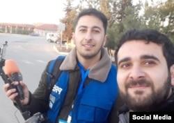İbrahim Vəzirov və Mirsahib Rahiloğlu