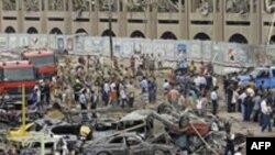 4 të vrarë dhe mbi 50 të plagosur nga një prej shpërthimeve në prag të zgjedhjeve në Irak