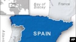 Para migran dari Afrika menyeberang ke Spanyol, berharap kehidupan yang lebih baik. (Dok)