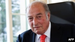 Undated photo provided by the Marc Rich Group on June 26, 2013, shows Marc Rich, founder of Glencore, who has died at the age of 78.
