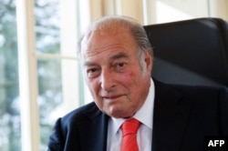 Undated handout photo of Marc Rich provided by the Marc Rich Group.