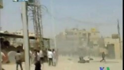 2011-09-17 粵語新聞: 活動人士﹕敘利亞軍隊打死至少15人