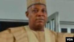 Gwamnan jihar Borno Kashim Shettima.