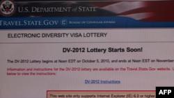 Shkodër: Ambasada amerikane paraqet llotarinë DV-2012
