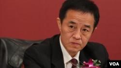 原最高法副院长奚晓明