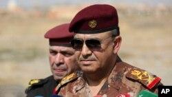 جنرال طالب شغاتی یک مقام ارشد نظامی عراق