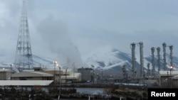 Nuklearno postrojenje Arak, 190 km jugozapdno od Tehrana