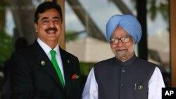 پاک بھارت وزرائے اعظم کی مالدیپ میں ملاقات