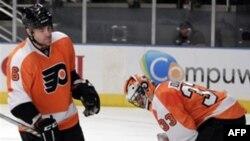 Игроки команды Филадельфия Flyers