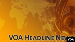 VOA Headline News 1300