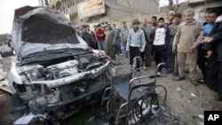 伊拉克襲擊事件仍然不斷。