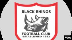 Iqembu leBlack Rhinos lithwalise nzima eleDynamos ngempelaviki.