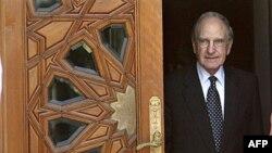 Специальный представитель США на Ближнем Востоке Джордж Митчелл