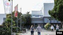 ARHIVA - Zgrada Instituta za javno zdravlje Crne Gore u Podgorici